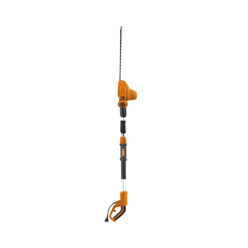 toptopdeal uk Flymo SabreCut XT Corded Telescopic Hedge Trimmer, Cutting Blade 48 cm
