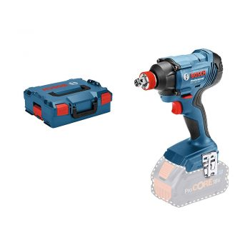 """toptopdeal Bosch Professional GDX 18 VA€""""180 Cordless Impact Driver (without Battery, 18 V System, Impact Rate: 0 - 3600 ipm, in L - Boxx)"""