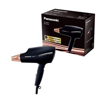 toptopdeal Panasonic EH-NA98 Advanced Folding Hair Dryer with Nanoe & Double Mineral Technology — Reduces Damage and Split Ends