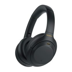 toptopdeal Sony WH-1000XM4 Noise Cancelling Wireless Headphones - 30 hours battery life - Over Ear style - Optimised for Alexa and the Google Assistant - with built-in...