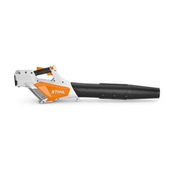 toptopdeal Stihl BGA 57 Leaf Blower Set with Battery AK 20 and Charger AL 101, Orange/White