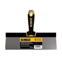 """toptopdeal Dewalt 12"""" Stainless Steel Taping Knife - DTXX-2-137"""