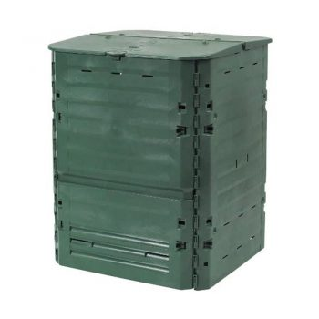 toptopdeal Thermo King 600L Composter - Green