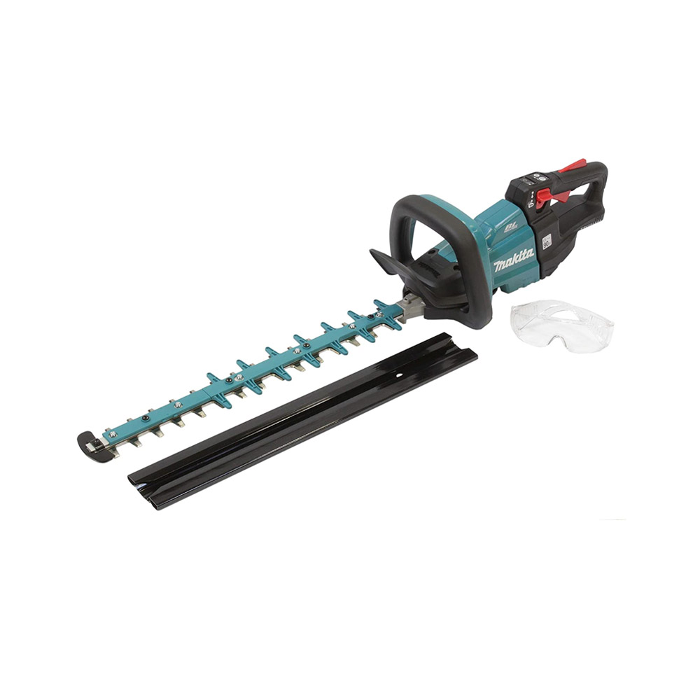 toptopdeal Makita DUH502Z Hedge Trimmer, 18 V, Blue/Silver, Size