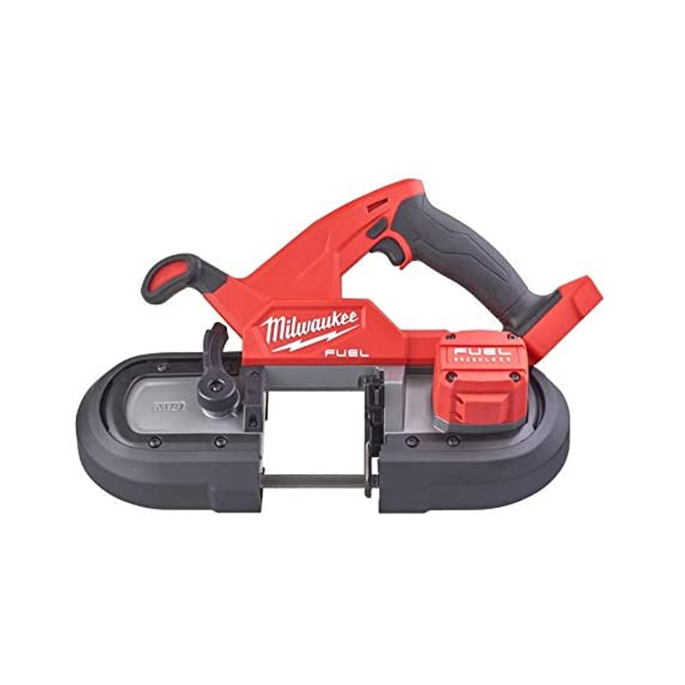 toptopdeal Milwaukee 2829-20 M18 Fuel Compact Band Saw Brushless 85mm 18V Body Only 4933471496