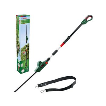 toptopdeal-Bosch 06008B3001 Cordless Telescopic Hedge Trimmer UniversalHedgePole 18 (Without Battery and Charger)