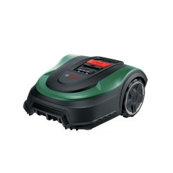 toptopdeal-Bosch Robotic Lawnmower Indego M+ 700 (with 18V Battery and App Function, Docking Station included, Cutting