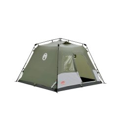 toptopdeal-Coleman Tent - Green White