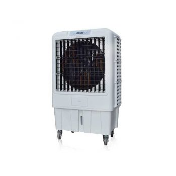 toptopdeal-Industrial Grade Air Conditioner, Evaporative Air Conditioner Fan with Water