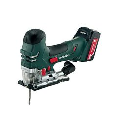 toptopdeal-Metabo 18V Cordless Power Extreme Jigsaw with Body Grip