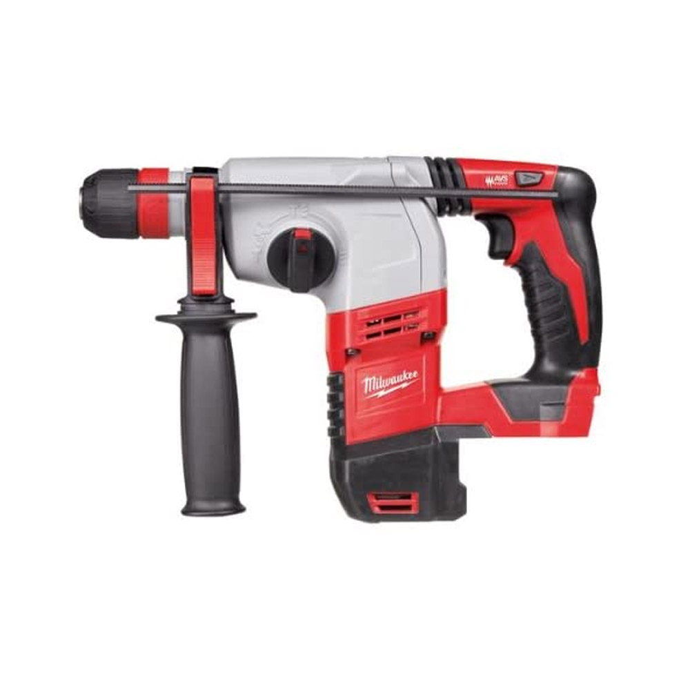 toptopdeal-Milwaukee HD18HX 0 SDS Plus 3 Mode Cordless Combi Hammer Drill Bare Unit 18V