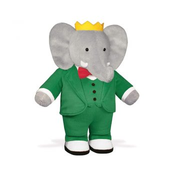 toptopdeal-YOTTOY Babar Soft Toy (13