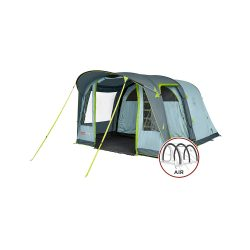 toptopdeal-Coleman tent Meadowood Air, tent persons, large family tent with extra large dark