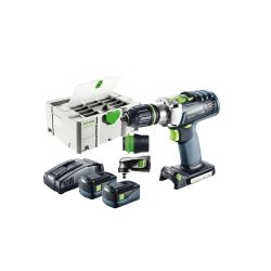 toptopdeal-Festool 574706 Cordless Percussion Drill PDC