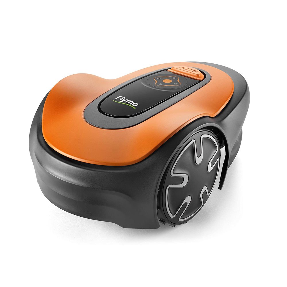 toptopdeal-Flymo EasiLife 150 GO Robotic Lawn Mower - Cuts Up to 150 sq m, Ultra