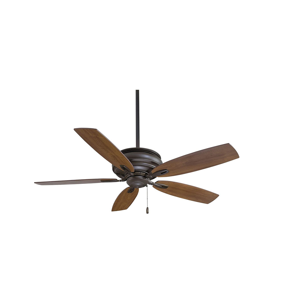 toptopdeal-Minka Aire F614-ORB, Timeless 54 Ceiling FanOil Rubbed Bronze