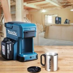 Cordless Coffee Makers